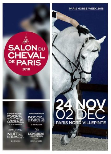 Salon Du Cheval A Paris