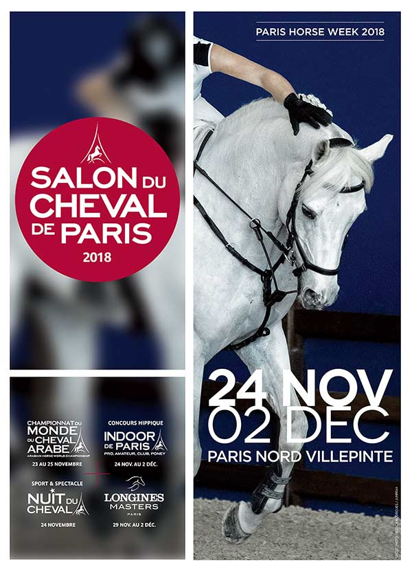 Salon Du Cheval Villepinte
